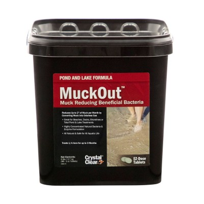 MuckOut® Muck Digesting Pellets for Ponds
