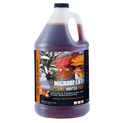 Fall & Winter Preparation Cold Water Bacteria by Microbe Lift®