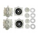 Diaphragm Rebuild Kits for Koi Air™ Air Pumps by AirMax - KA-20 to KA-100