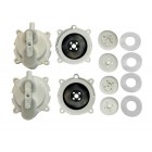 Diaphragm Rebuild Kits for Koi Air™ Air Pumps by AirMax - KA-20 to KA-100