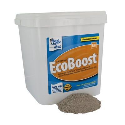 EcoBoost™ Pond Bacteria Vitalizer & Phosphate Binder for Ponds & Lakes by Pond Logic®