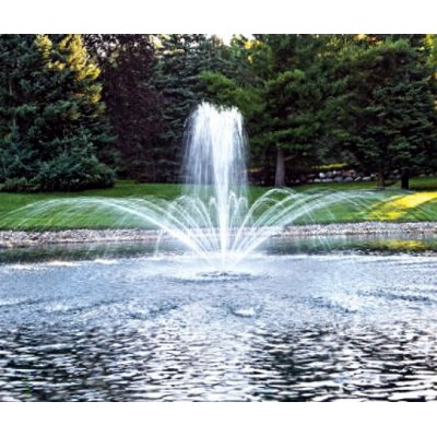 Floating Fountain by Airmax® - 1/2 HP  EcoSeries™