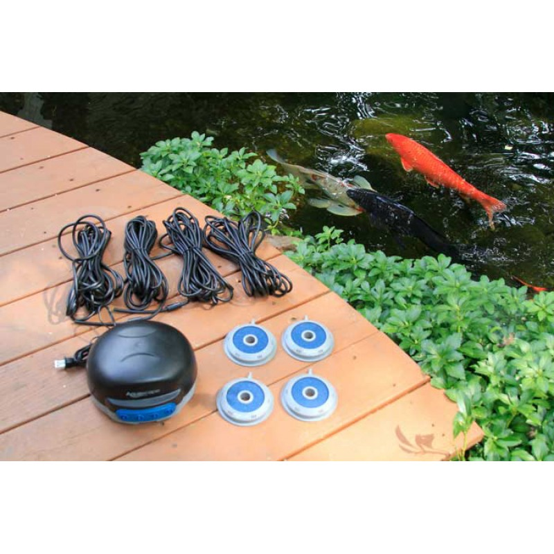 Pond Air?Aeration Kits from Aquascape?