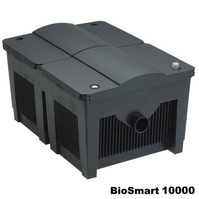 Biotec Screenmatic 18000 Amp Biosmart 10000 Gravity Filters