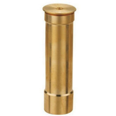 Morning Glory™  Stainless Fountain Nozzle - also called Trumpet™ or Flat Lava™