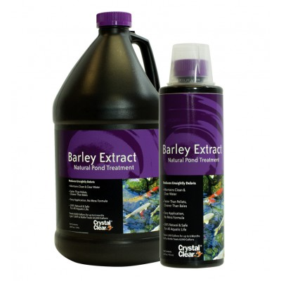 Barley Straw Liquid Extract from Crystal Clear®