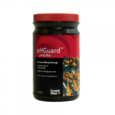 pH Guard™  pH Buffer & Stabilizer from Crystal Clear®