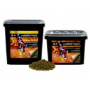 Staple™ summertime fish food for koi and pond fish by CrystalClear®