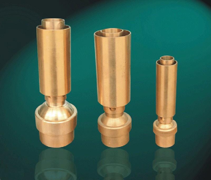 Geyser Brass Fountain Nozzles