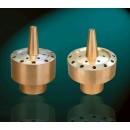Blossom™ 3 Tier Brass Fountain Nozzle