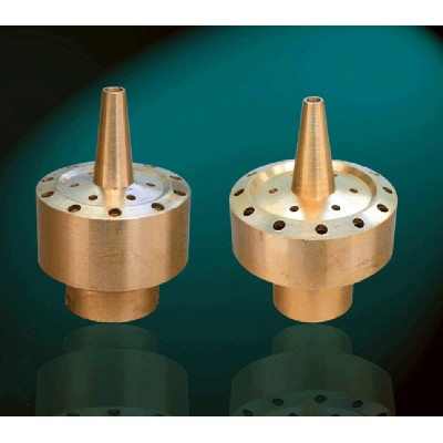 Blossom™ 3 Tier Brass Fountain Nozzle