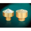 Cluster™ 5 Tier Fireworks™ Brass Fountain Nozzle