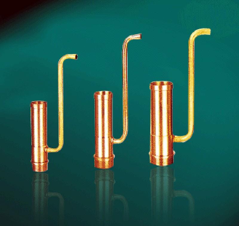 Foam jet™ brass fountain nozzle
