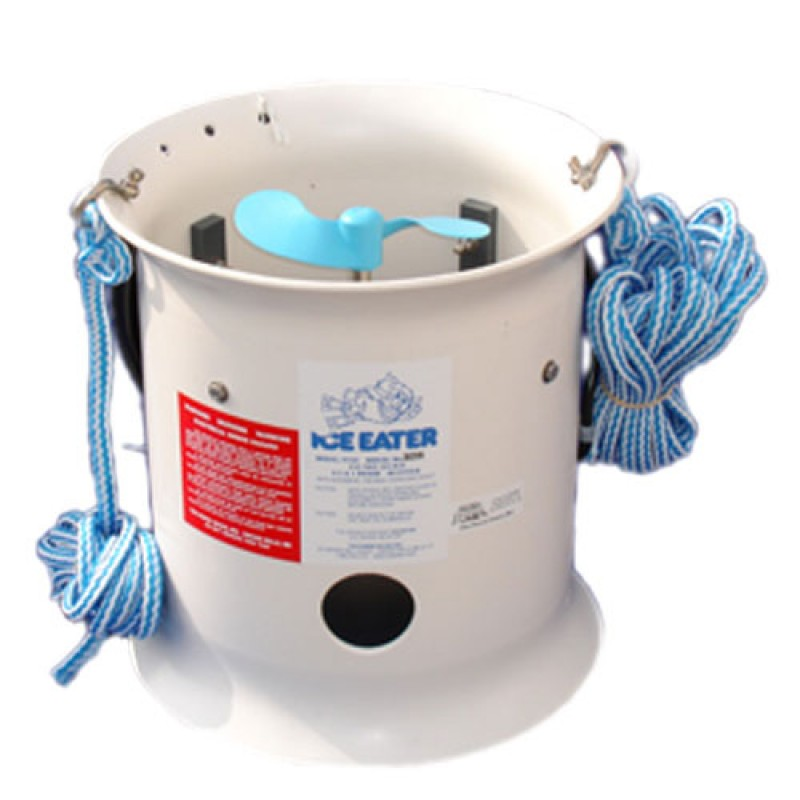 Ice Eater 174 Dock Deicer Bubbler Systems