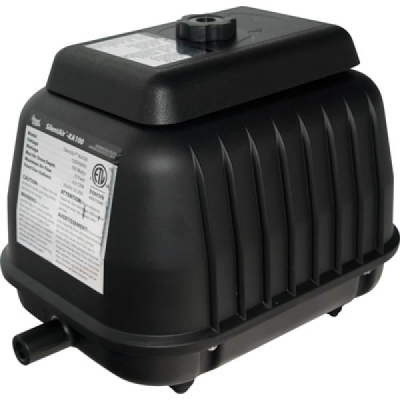 Koi air silent air pumps by airmax for Large pond pumps