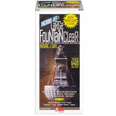 Fountain Clear™ Fountain Cleaner by Microbe-Lift®