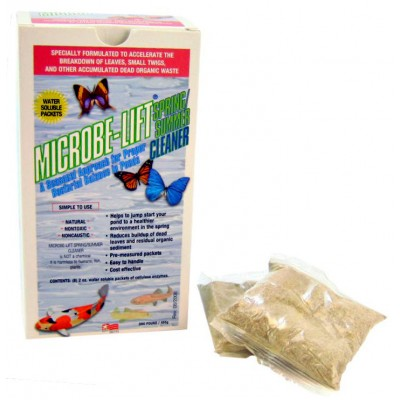 Spring & Summer Pond Cleaning Bacteria from Microbe-Lift®