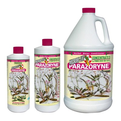 Parazoryne Herbal Fish Preparation from Microbe-Lift®