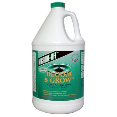 Bloom & Grow™ Aquatic Plant Supplement from Microbe-Lift®