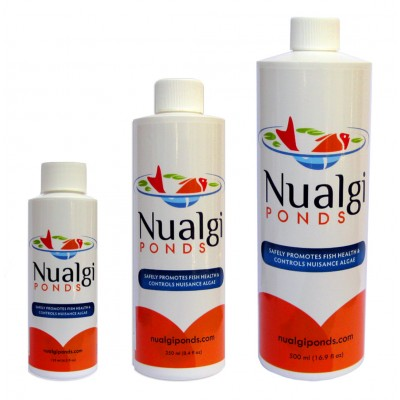 Nualgi Ponds™ Natural Pond Treatment