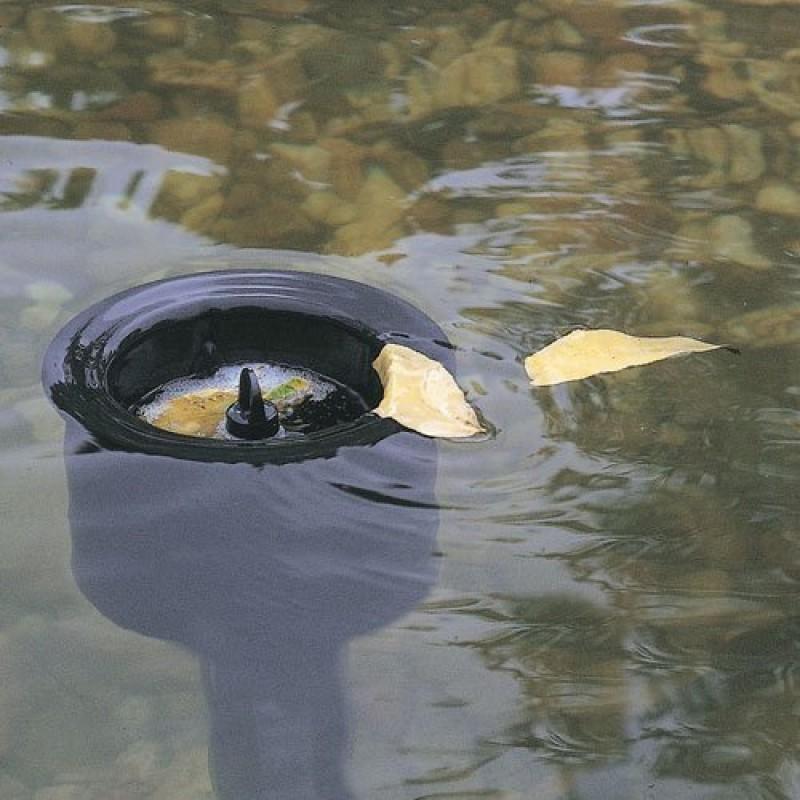 Aquaskim 40 in pond skimmer by oase for Pond skimmer