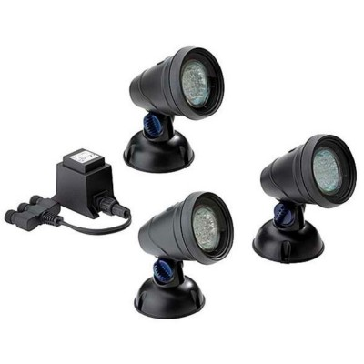 LunAqua™ Classic LED Pond Lighting Kit by OASE® - 3 Light Kit