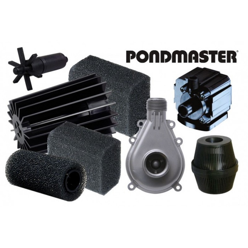 Replacement Impellers Filters Volutes For Mag Drive Pumps By Pondmaster