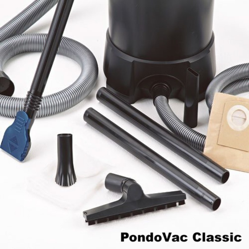 pondovac pond vacuums by oase free shipping in canada. Black Bedroom Furniture Sets. Home Design Ideas