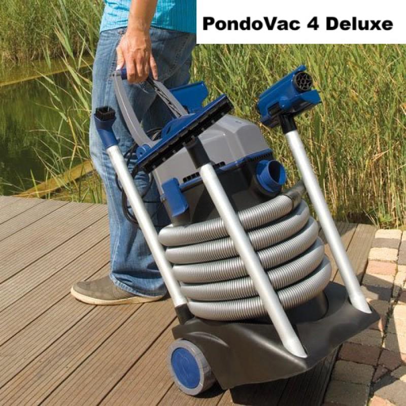 best rated pond vacuum