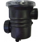 Leaf Strainer - Pump Leaf Trap/Primer Basket for External Pumps