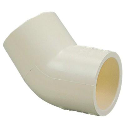PVC Elbow 45° - S x S