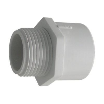 PVC Male Adaptor - SLIP x MPT