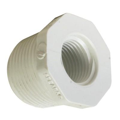 PVC Reducer Bushing - MPT x FPT