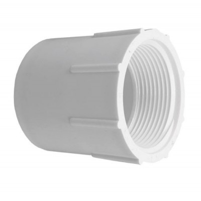 PVC Female Adaptor - SLIP x FPT