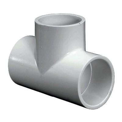 PVC Tee - S x S x S