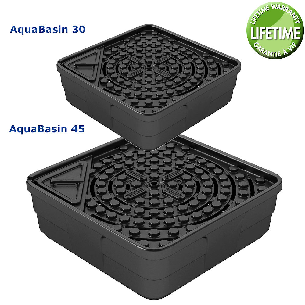 Aquabasin® Fountain Basins For Water Features By Aquascape®