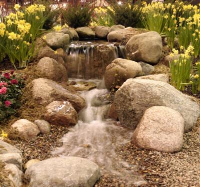 Pondless Pond Free Waterfall Kits From Aquascape Aquascape