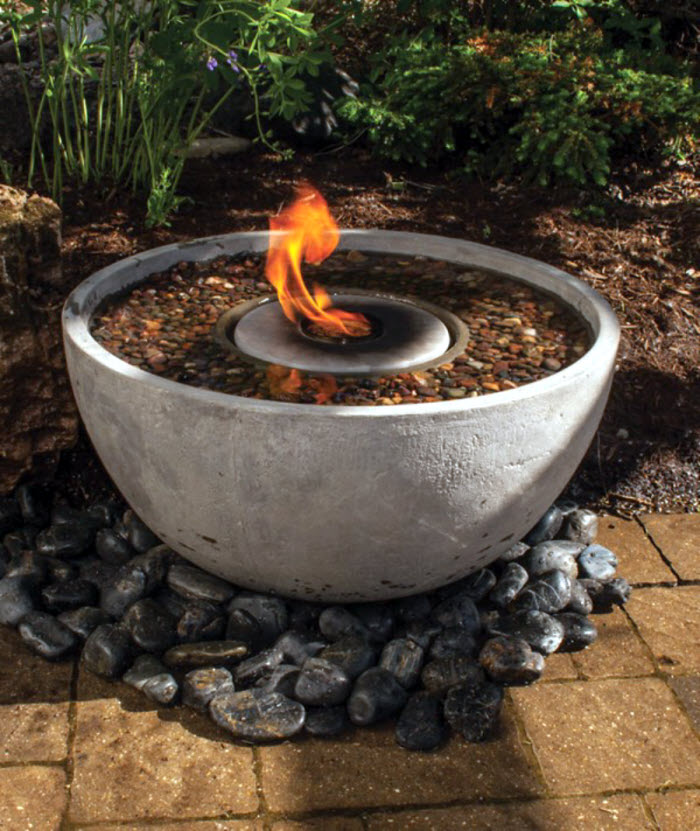Fire Fountain By Aquascape