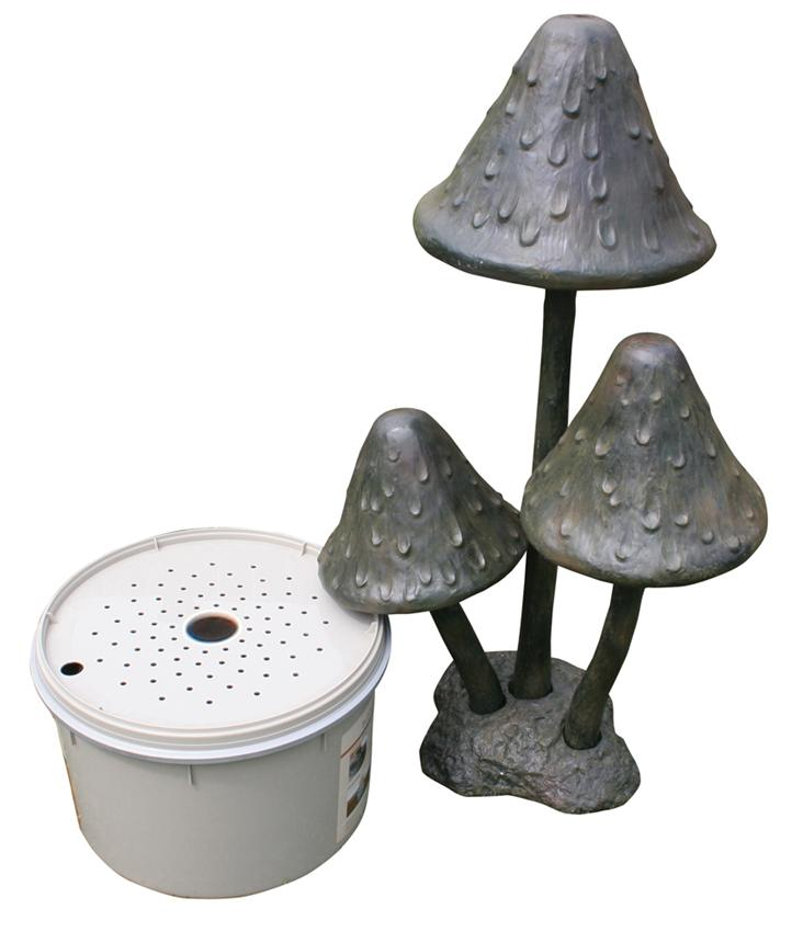 Giant Mushroom Fountain from Aquascape®