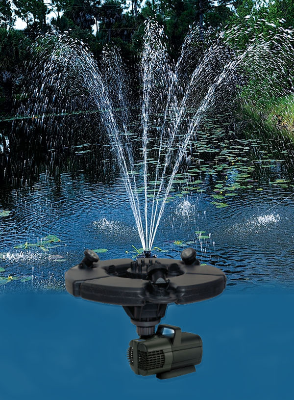 Oase 174 Floating Fountains With Lights