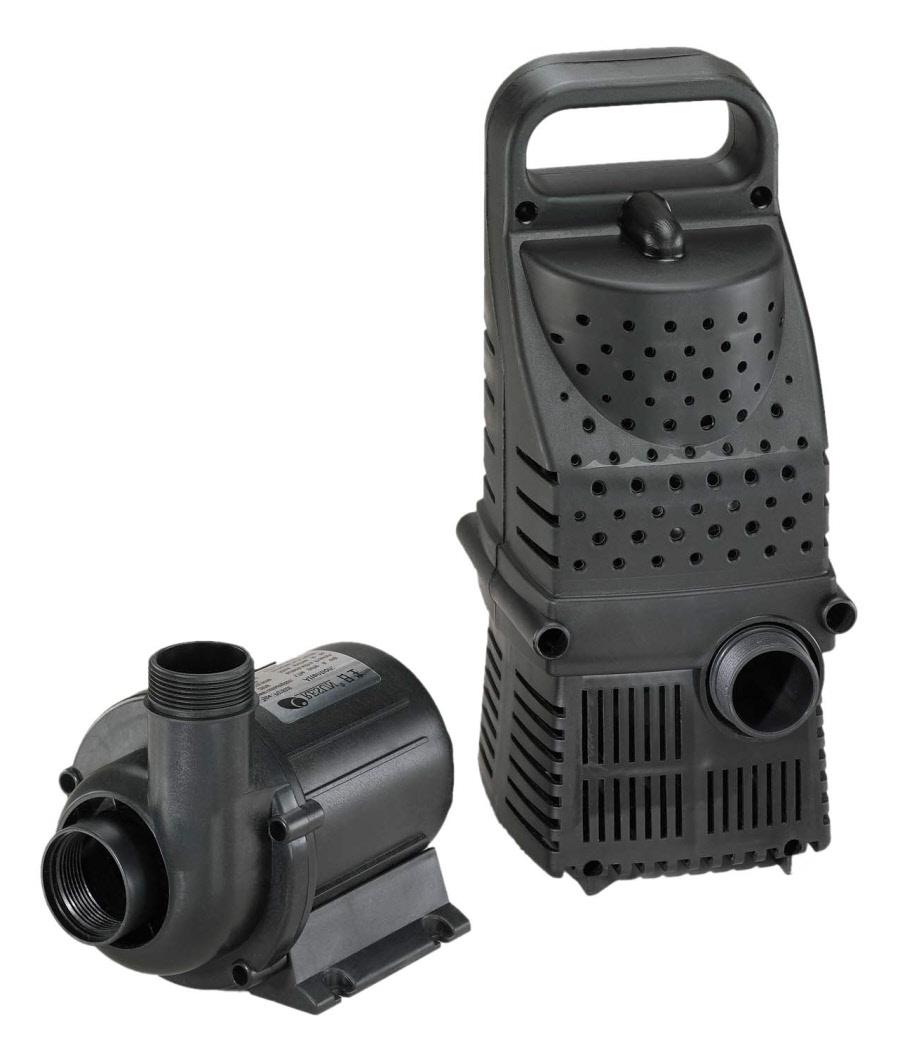 w//Hy-Drive Technology Pondmaster ProLine 1400 GPH Skimmer Pump
