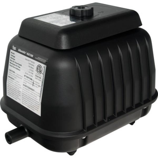 Koi air silent air pumps by airmax for Large fish pond pumps