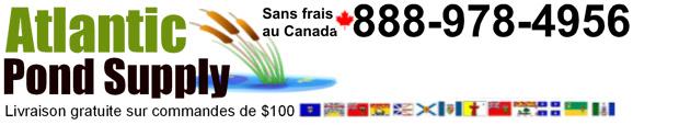 Atlantic Pond Supply Canada Français