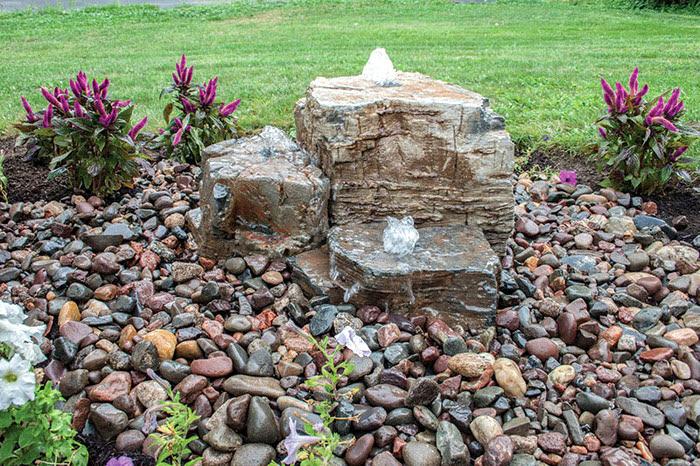 Pagoda Stone Fountain Kit