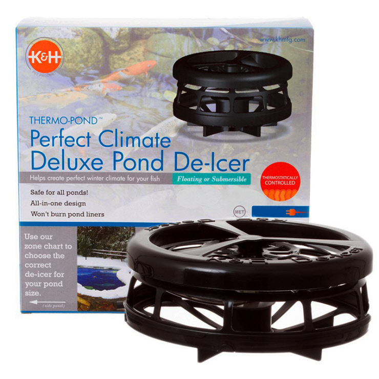 Perfect Climate Deluxe Pond Heater Amp De Icer