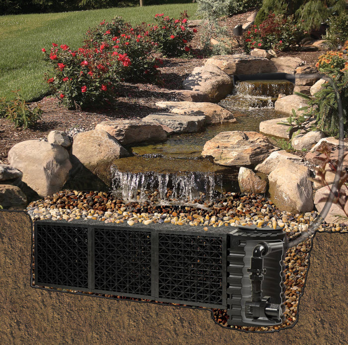 Pro Series Pondless Waterfall Kit From Atlantic