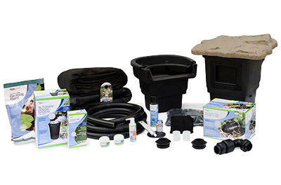 Pondless Pond Free Waterfall Kits From Aquascape