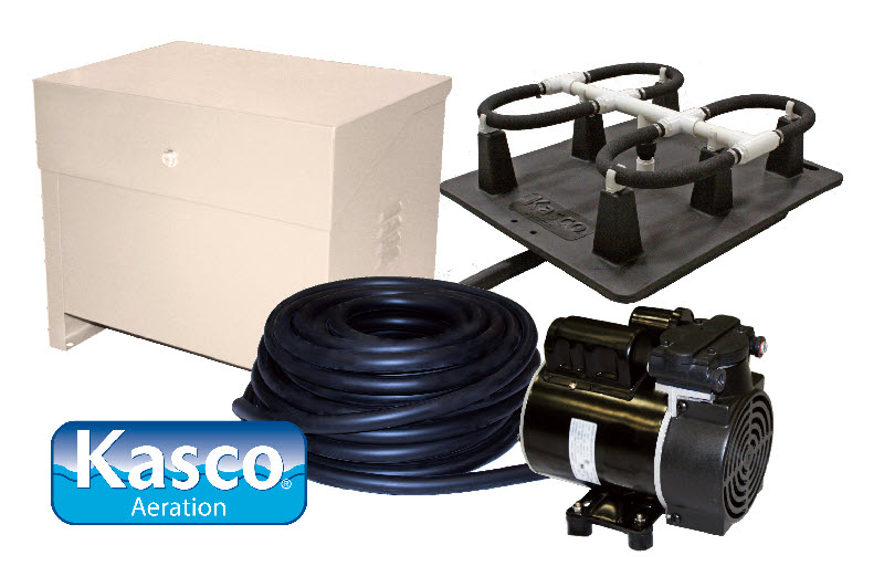 Robust Aire Aeration Systems From Kasco